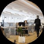 Pass-Zen Services - création open space zen en entreprise