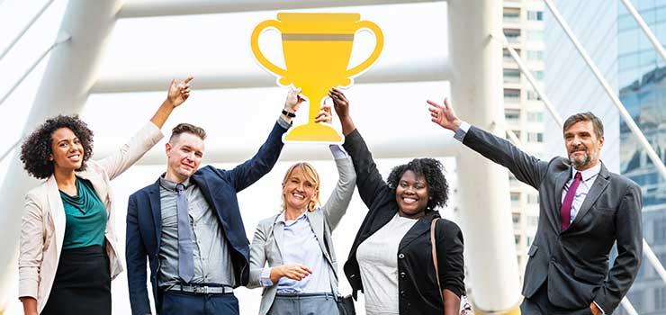 5 bonnes raisons d'organiser un team building en entreprise - Pass-Zen Services